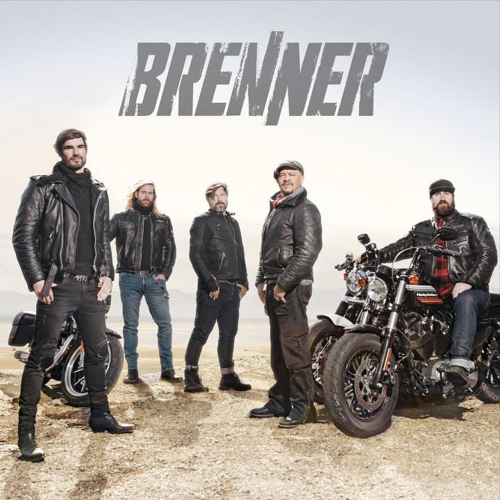 Brenner - Albumcover FINAL