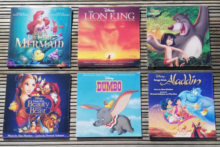 Disney Picture Disc Vinyl Gewinnspiel