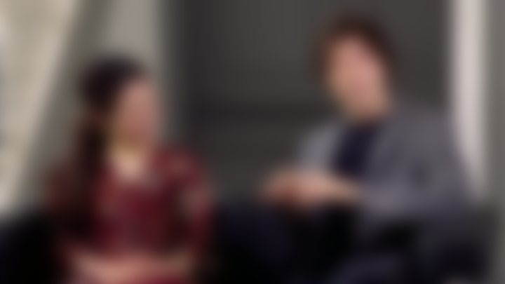 Rafal Blechacz & Bomsori Kim: Das Kennenlernen