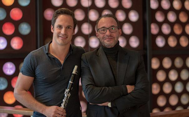 Andreas Ottensamer, Musikalische Plauderstunde - Holger Wemhoff trifft auf Andreas Ottensamer