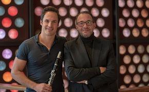 Lass uns über Klassik reden, Musikalische Plauderstunde - Holger Wemhoff trifft auf Andreas Ottensamer