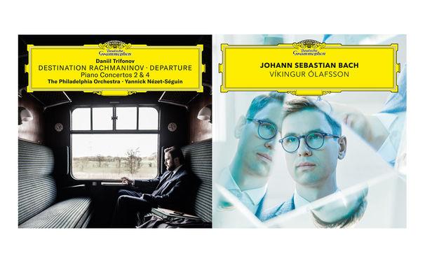 Diverse Künstler, Daniil Trifonov und Víkingur Ólafsson für BBC Music Magazine Award nominiert