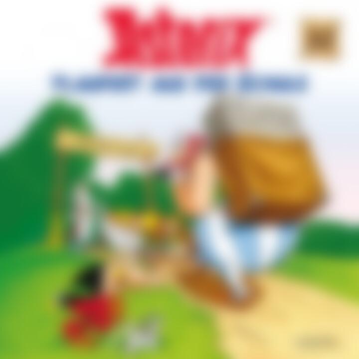 32: Asterix plaudert aus der Schule
