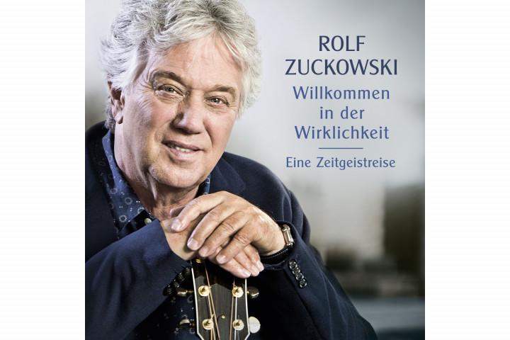 Rolf Zuckowski Willkommen in der Wirklichkeit Header