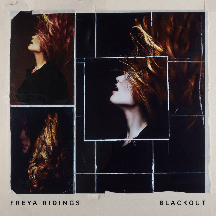 Freya Ridings - Blackout - Cover