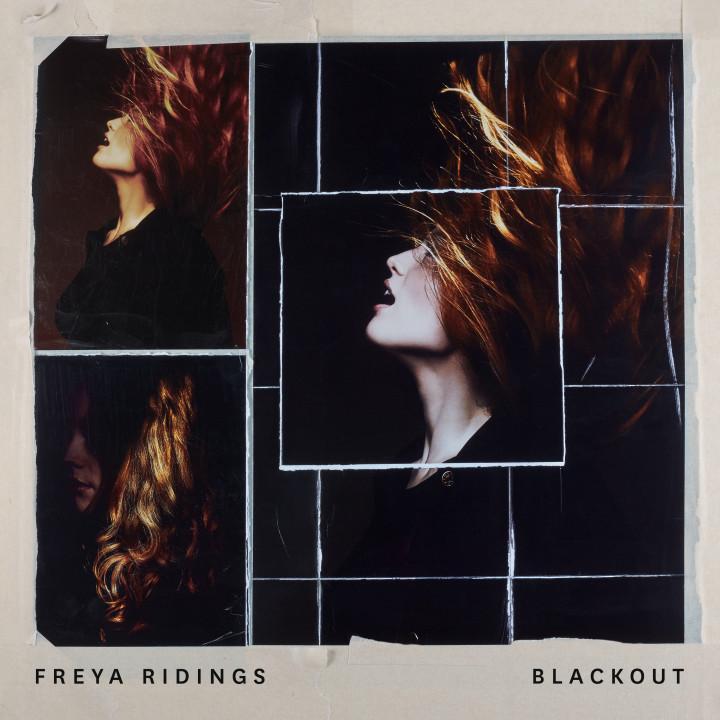 Freya Ridings - Blackout - Cover