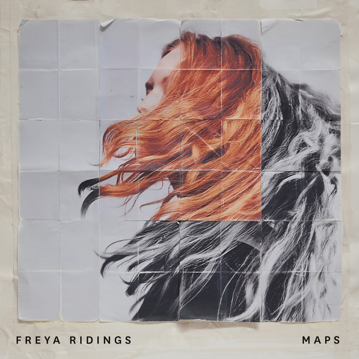 Freya Ridings - Maps - Cover