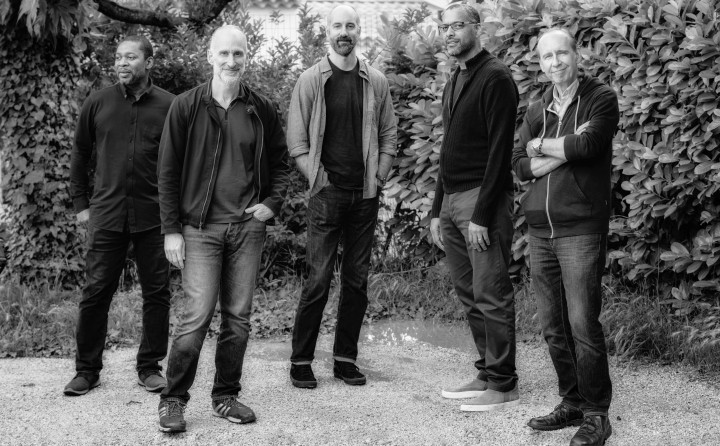 Ravi Coltrane, Ralph Alessi, Mark Ferber, Andy Milne, Drew Gress