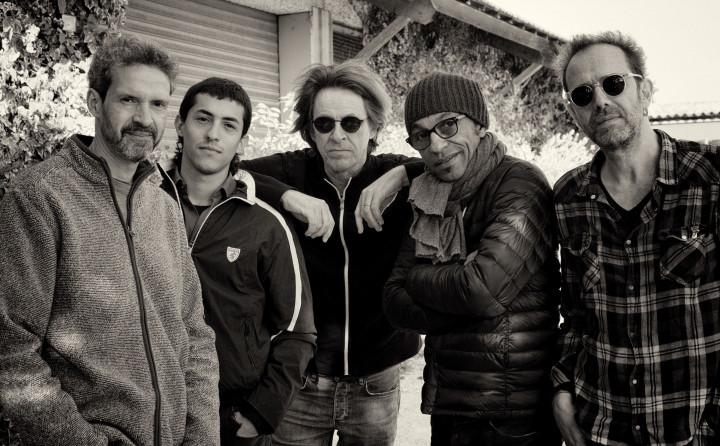 Mike Lindup, Santiago Arias, Dominic Miller, Manu Katché, Nicolas Fiszman