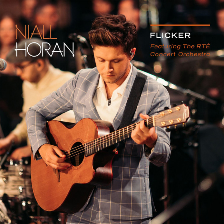 Niall Horan Flicker featuring The RTÉ Concert Orchestra Cover
