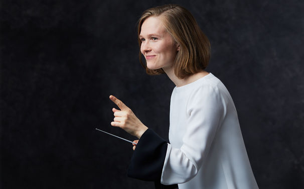 Mirga Grazinyte-Tyla, Mirga Gražinytė-Tyla ist neue Exklusivkünstlerin bei der Deutschen Grammophon