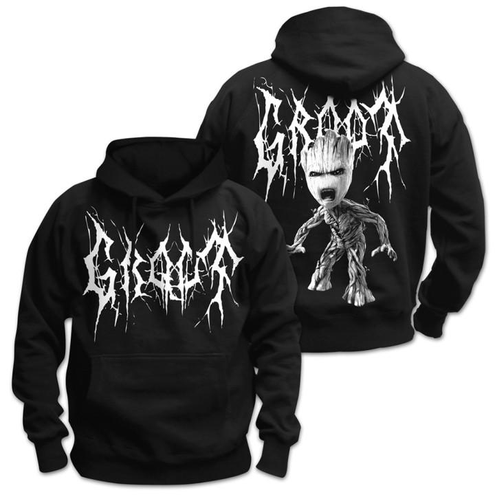 Black Metal Groot