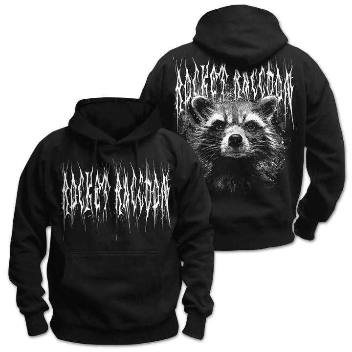 Black Metal Rocket