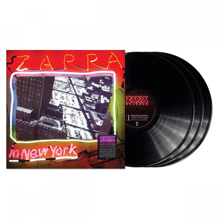 Frank Zappa Musik Frank Zappa Zappa In New York Vinyl