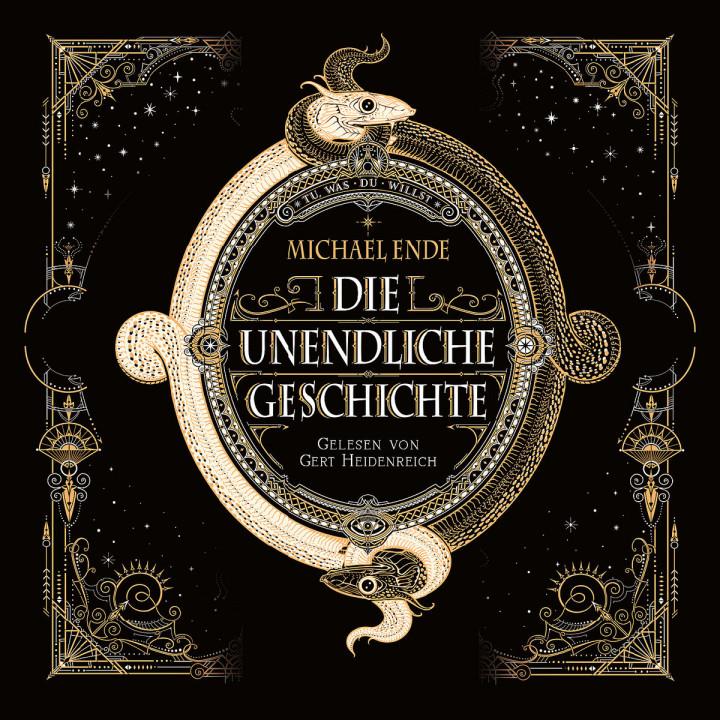 Michael Ende: Die unendliche Geschichte (Jubiläumsausgabe)