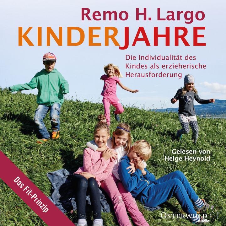 Remo H. Largo: Kinderjahre
