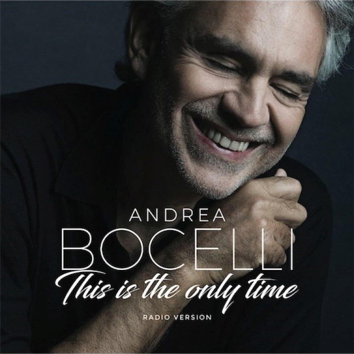 Bocelli — This is the only time