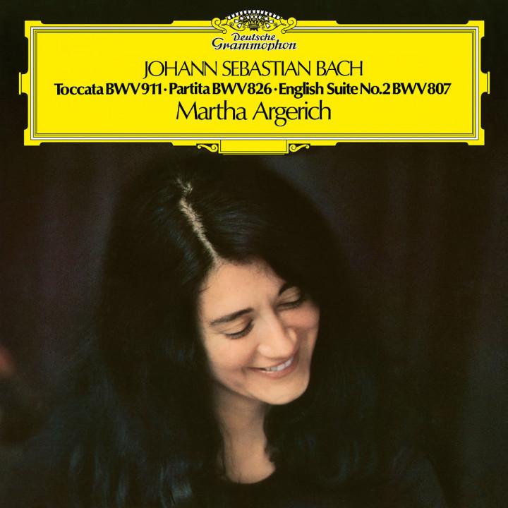 J.S. Bach: Toccata c-moll / Partita Nr. 2 / Englische Suite