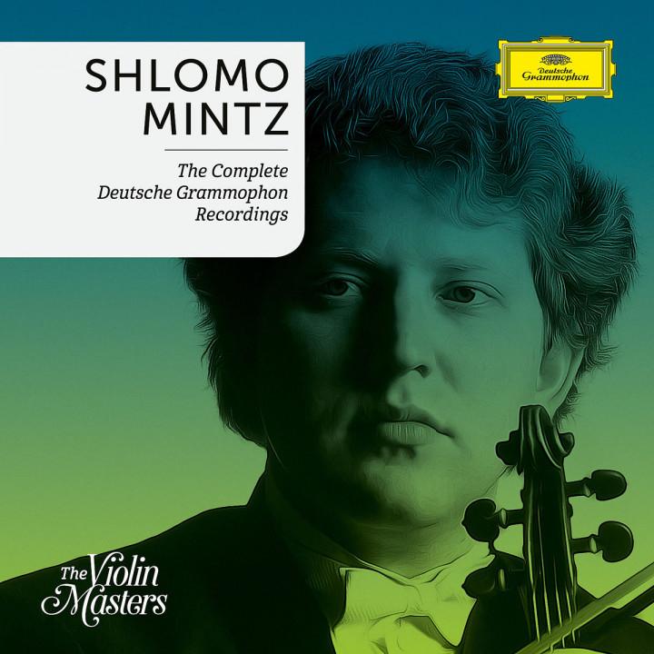 Shlomo Mintz: Complete Deutsche Grammophon Recording
