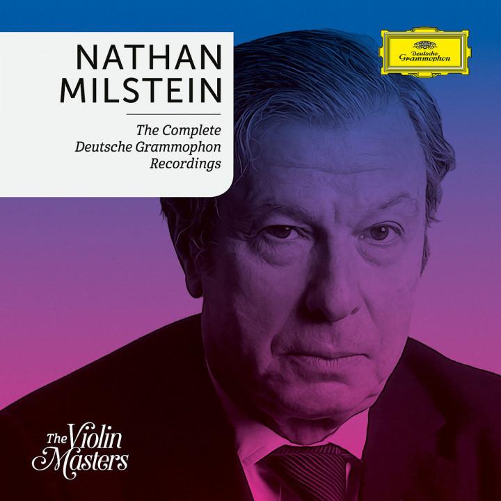 Nathan Milstein: Complete Deutsche Grammophon Recording