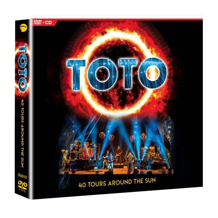 TOTO DVD + 2CD