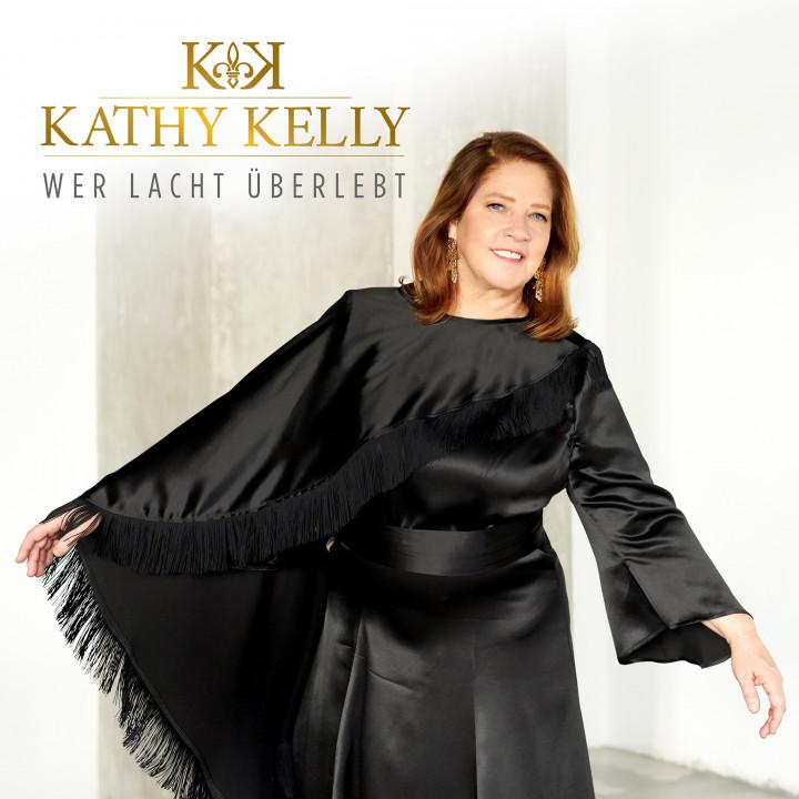 Kathy Kelly wer lacht überlebt Cover