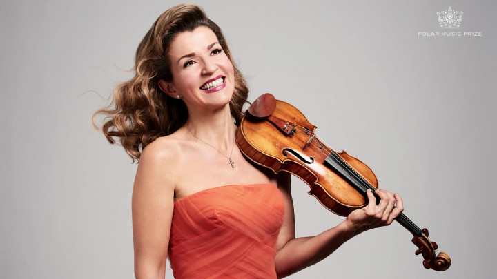 Anne-Sophie Mutter - Polar Music Prize