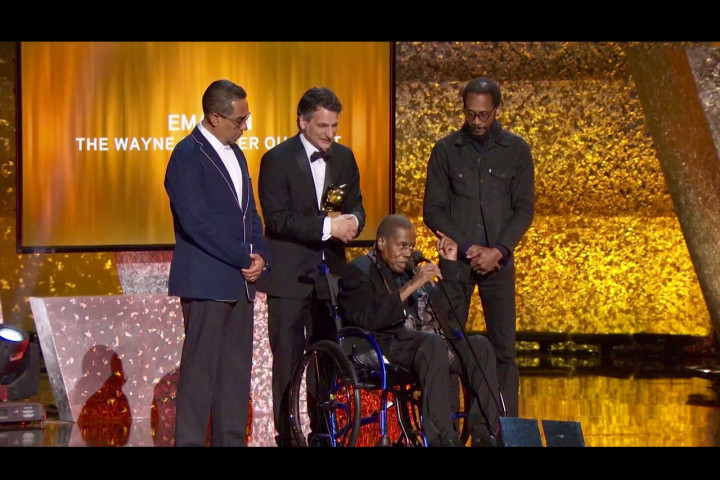 Wayne Shorter - Grammy Awards 2019