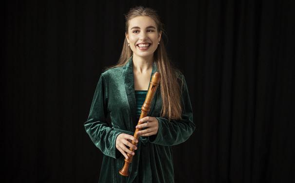 Lucie Horsch, Virtuos & reiselustig - Lucie Horsch erkundet mit der Blockflöte die Welt des Barock