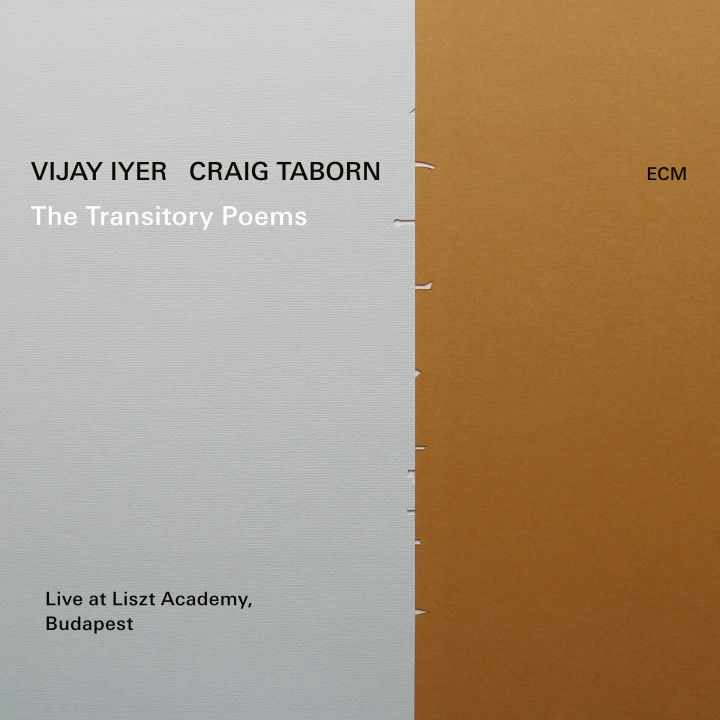Vijay Iyer 7 Craig Taborn - The Transistory Poems