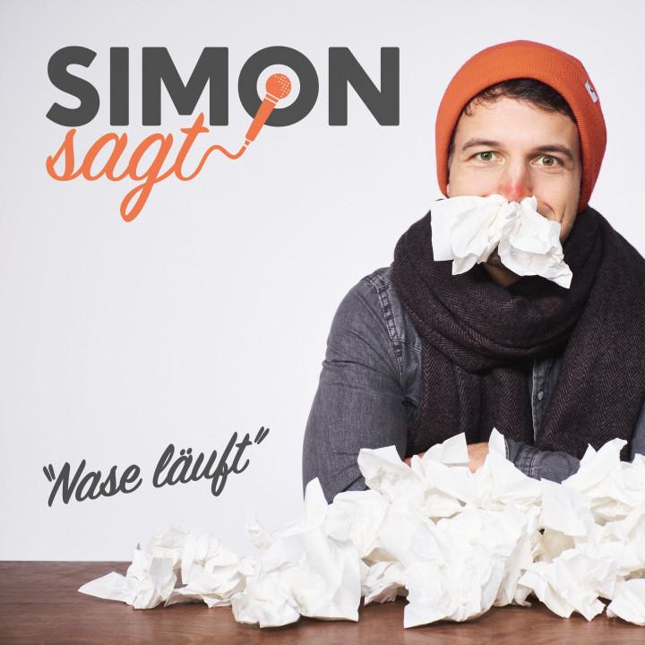Nase läuft Simon sagt Cover