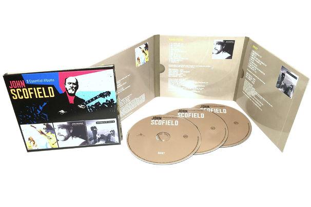 Various Artists, 3 Essential Albums - aller guten Dinge sind drei