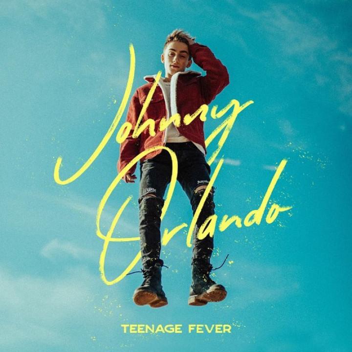 Johnny Orlando Tennage Forever Cover 2019