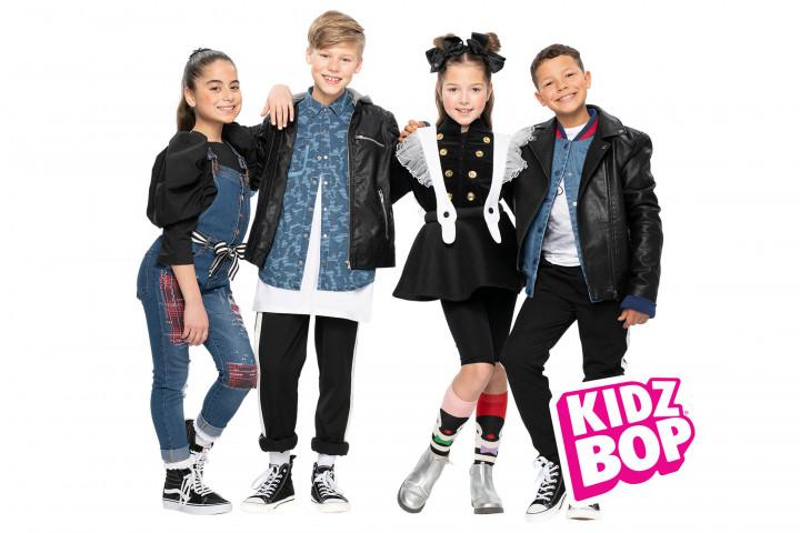 KIDZ BOP Kids | News | Kleine Stars, große Nummer: KIDZ ...