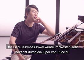 Lang Lang, Über den chinesischen Klassiker Jasmine Flower
