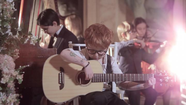 Amo Soltanto Te (feat. Ed Sheeran)