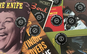 JazzEcho-Plattenteller, Vitales Vinyl - Verve setzt auf Originaltreue
