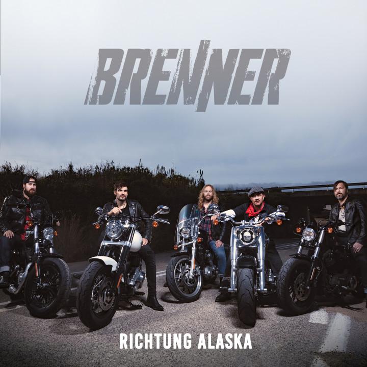 Singlecover Brenner Richtung Alaska