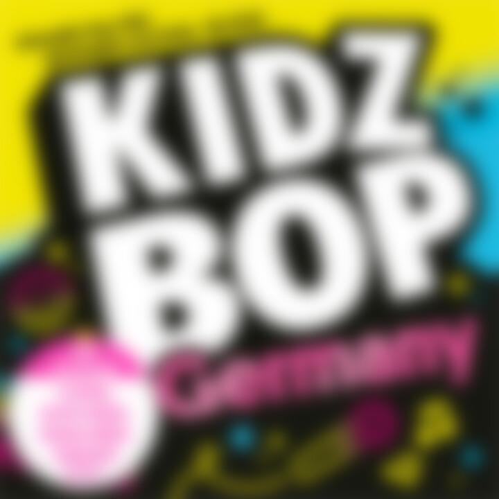 KIDZ BOP Germany - Album Cover
