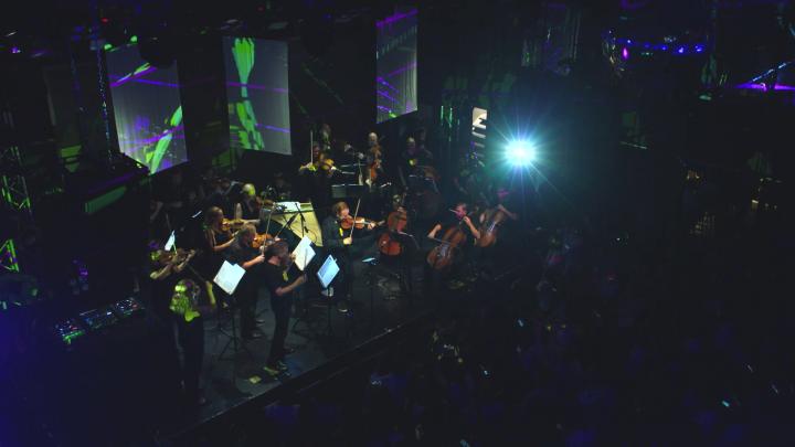 Vivaldi: Konzert für zwei Violinen, Op. 3, Nr. 8 (Live from Yellow Lounge Beijing 2018)