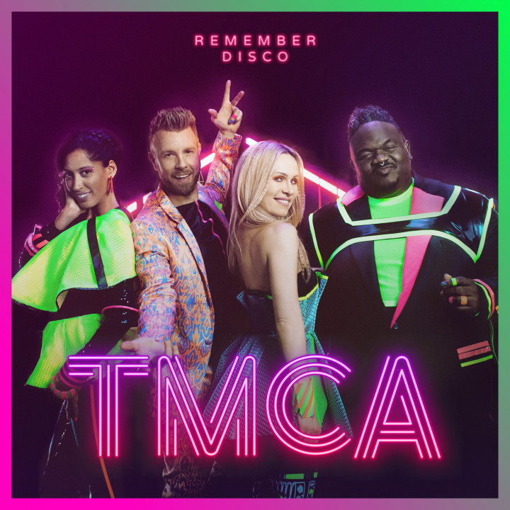 TMCA Remember Disco Singlecover