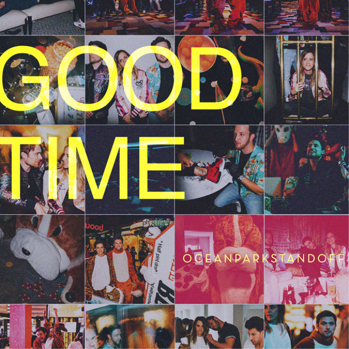 Ocean Park Standoff - Good Time - Cover