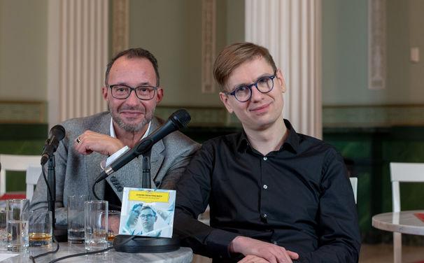 Lass uns über Klassik reden, Bach, Björk und Baby - Lass uns über Klassik reden geht mit Víkingur Ólafsson in die vierte Runde