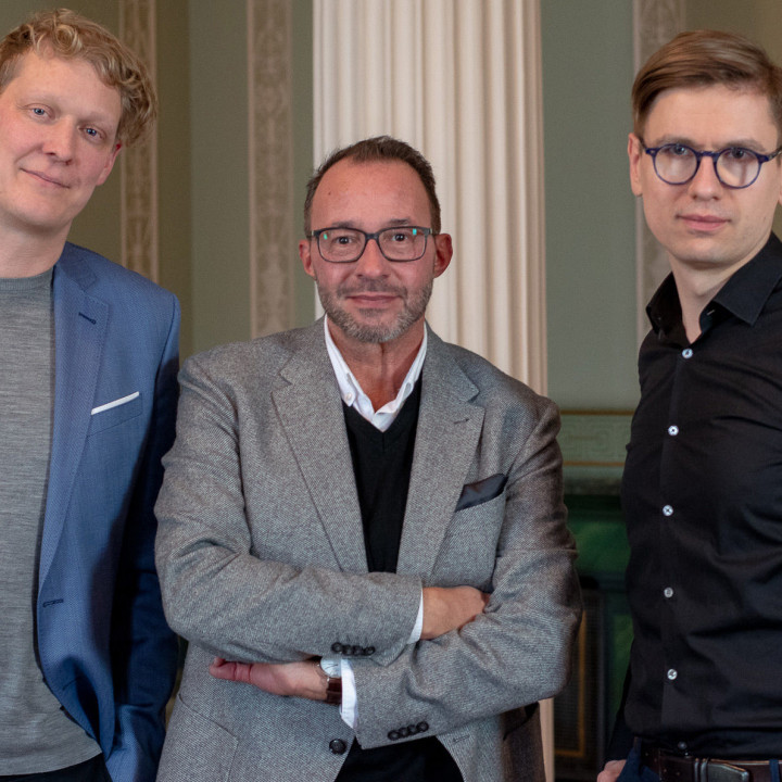 Christian Badzura, Holger Wemhoff, Víkingur Ólafsson