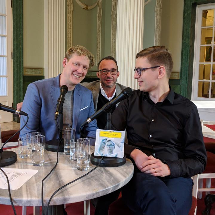 Christian Badzura, Holger Wemhoff, Víkingur Ólafsson