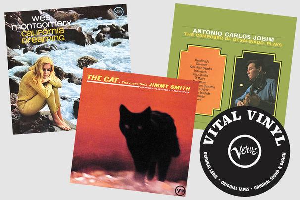 Antonio Carlos Jobim, Vitales Vinyl - Jazzklassiker im Original-Sound und -Design
