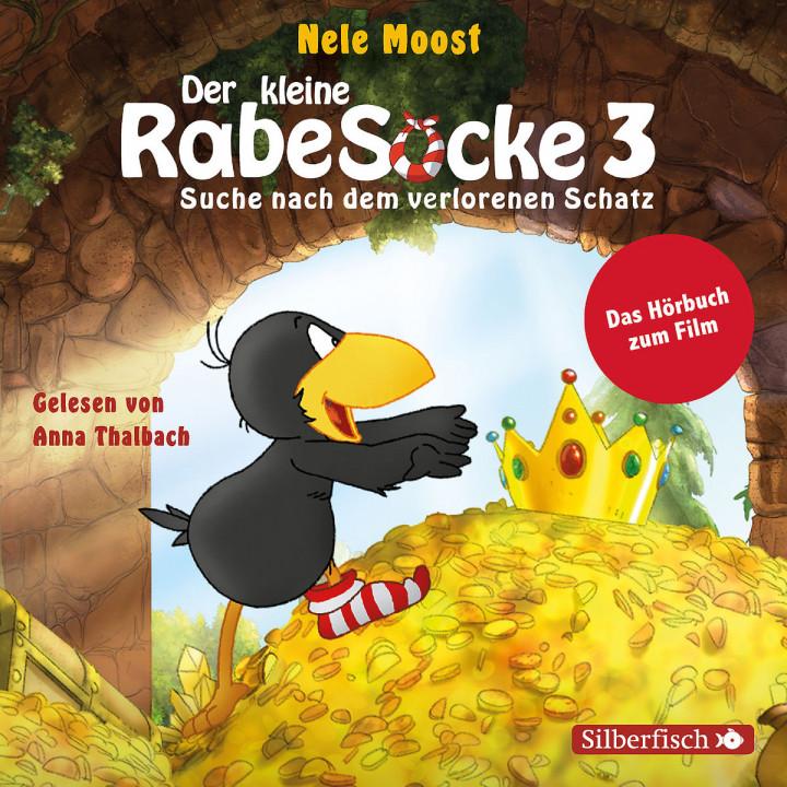 Der kleine Rabe Socke 3 - Das Hörbuch zum Film