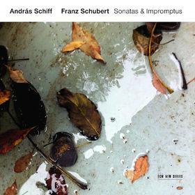 András Schiff, Franz Schubert: Sonatas & Impromptus, 00028948172528