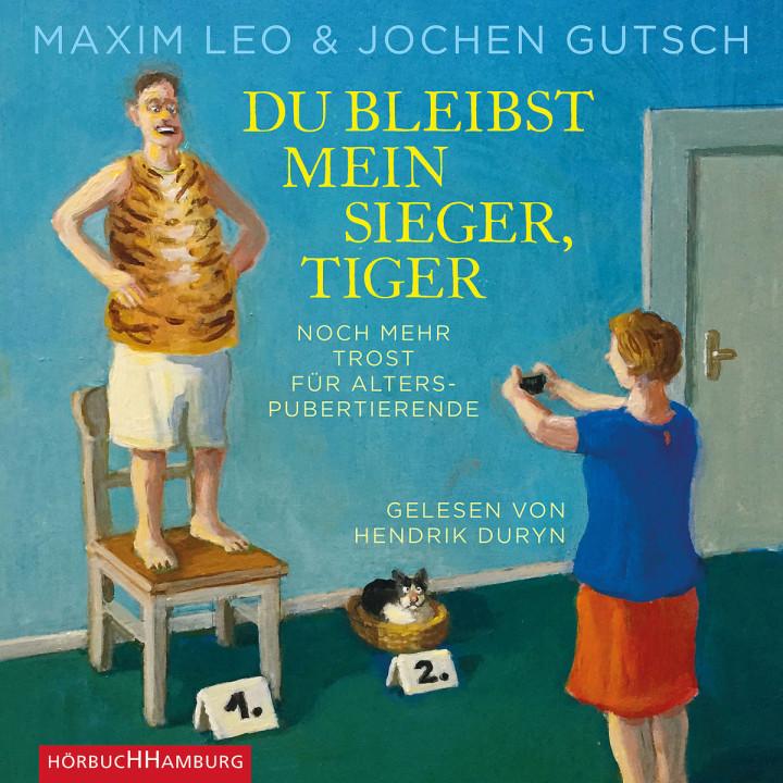 M. Leo, J. Gutsch: Du bleibst mein Sieger, Tiger