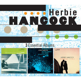 Herbie Hancock, 3 Essential Albums, 00600753758243